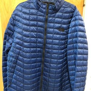 North Face Mens XL puffer jacket